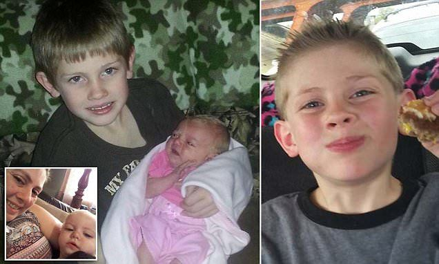 ARKANSAS... Search for Arkansas boy after mother and sister found dead | Daily Mail Online