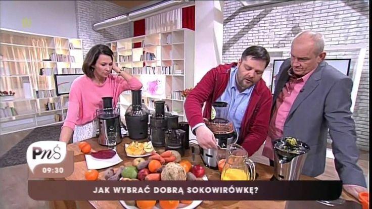 AGDLab.pl Adam Kwiatkowski sokowirówki Pytanie na śniadanie TVP2 HD 11.0...