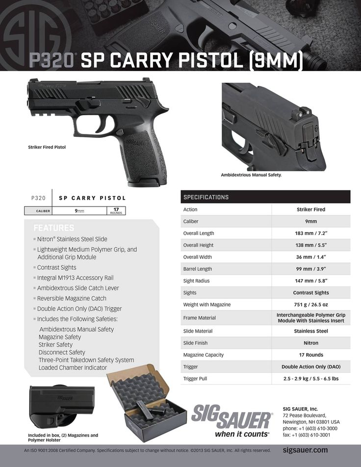 SIG Sauer P320 SP. FCU with Manual Safety.  Loading that magazine is a pain! Get your Magazine speedloader today! http://www.amazon.com/shops/raeind