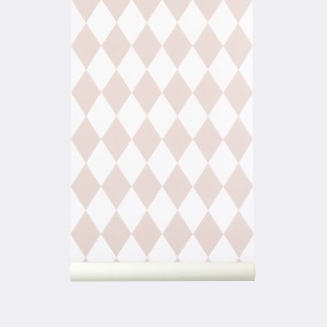 ferm LIVING webshop - Harlequin Wallpaper