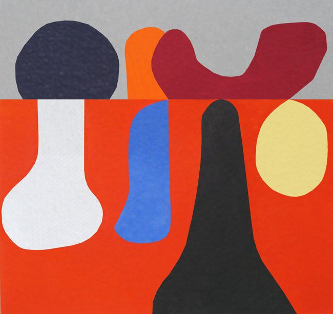 """OLSEN IRWIN stockroom featuring available works   © Stephen Ormandy Table Landscape"""">"""