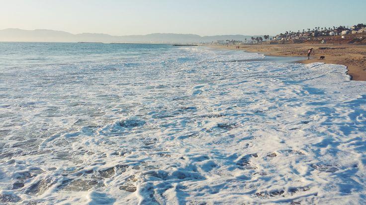 El Segundo Beach, Southern California