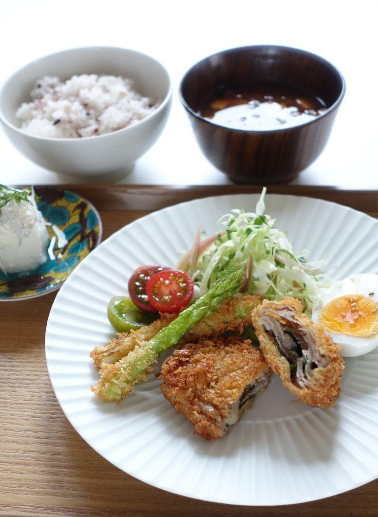 豚肉のミルフィーユカツ梅しそチーズ味 by 原田摂子 | レシピサイト「Nadia | ナディア」プロの料理を無料で検索