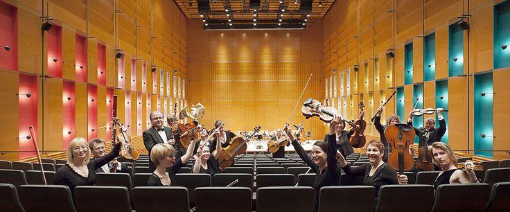 Lapland Chamber Orchestra - Korundi House of Culture