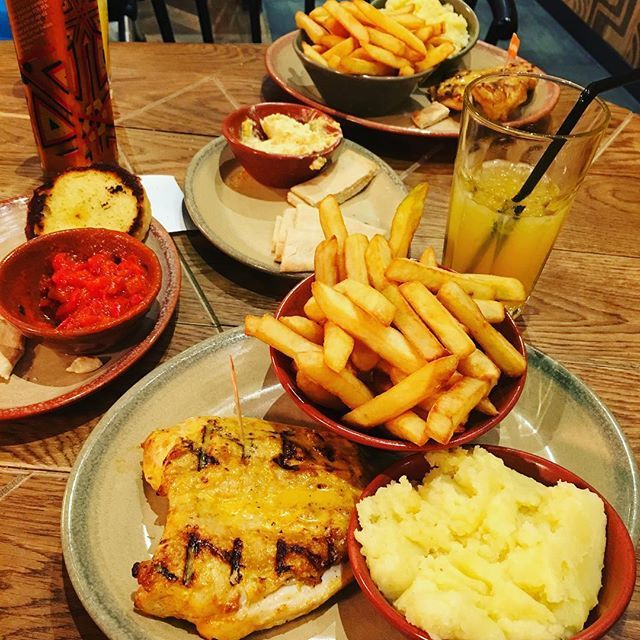 Warmth of a Family lunch... Much needed. #nandos #family #love #timetogether #beautiful #food #life #foodporn #chicken #spice #instagram #instagood #photooftheday #beautiful #happy #picoftheday #instadaily #NewDay #newbridge #goals #ireland #irish #kildare #positivevibes