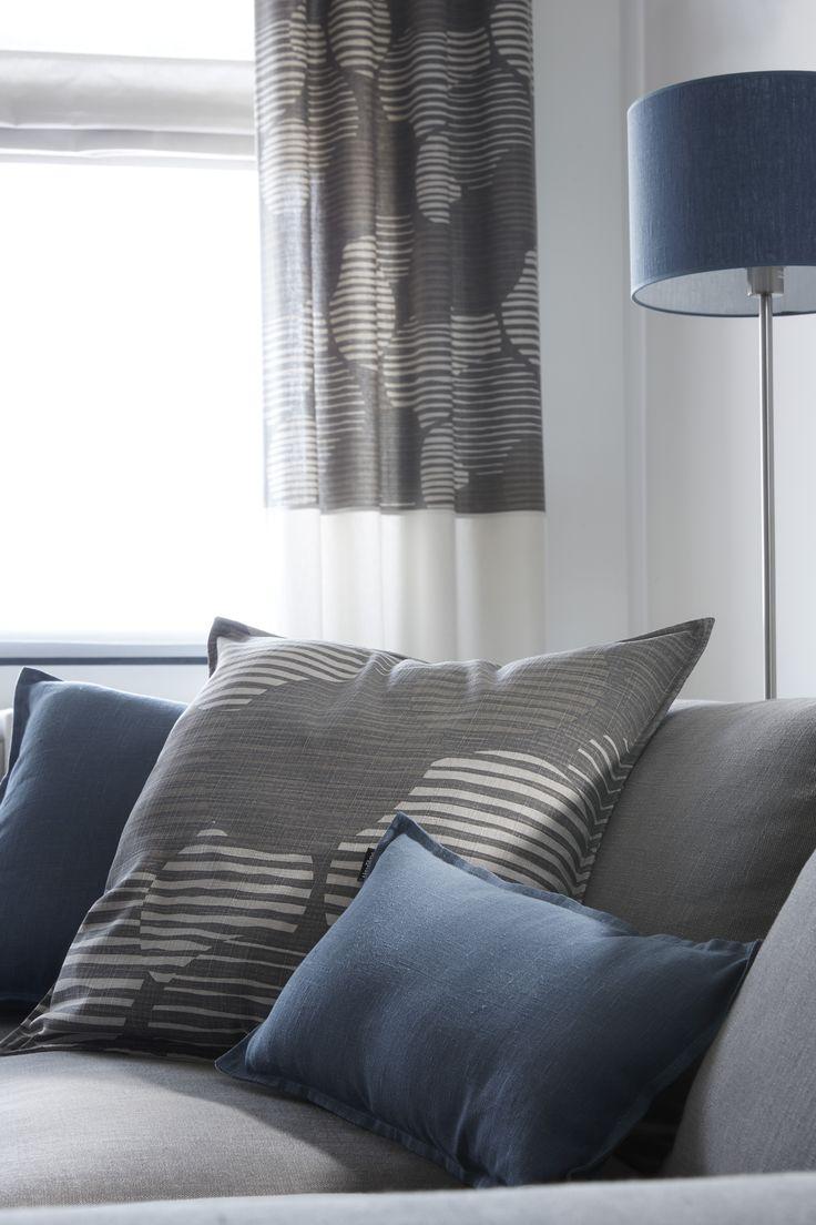 17 meilleures id es propos de voilage gris sur pinterest. Black Bedroom Furniture Sets. Home Design Ideas