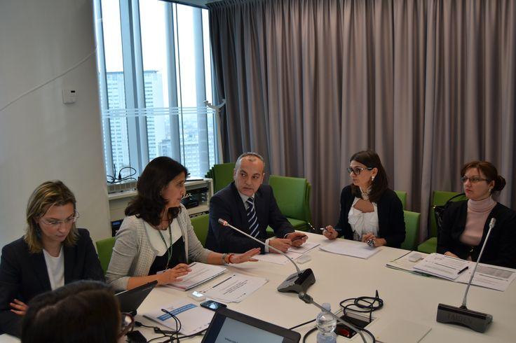 Regione Lombardia, 4 febbraio - Sessione di lavoro pomeridiana