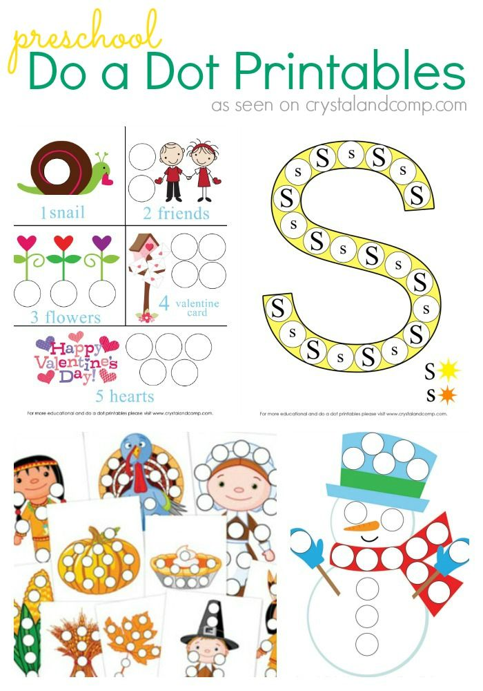 115 best Dot Marker printables images on Pinterest | Markers, Marker ...