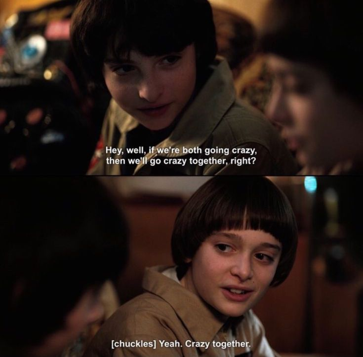 27 best stranger things quotes images on Pinterest A quotes - best of stranger things
