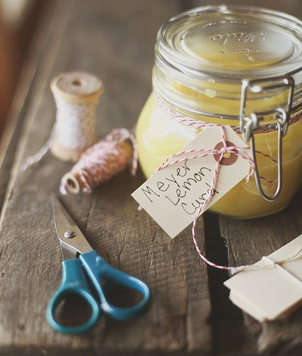 meyer lemon curd by honey & jam | go to favourites | Pinterest