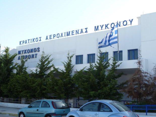 Κωνσταντίνος Κουκάς: Σοβαρές οι παρενέργειες που προκαλούνται στην εύρυθμη λειτουργία του νησιού, λόγω των προβλημάτων που παρουσιάζονται στη λειτουργία του Αερολιμένα Μυκόνου