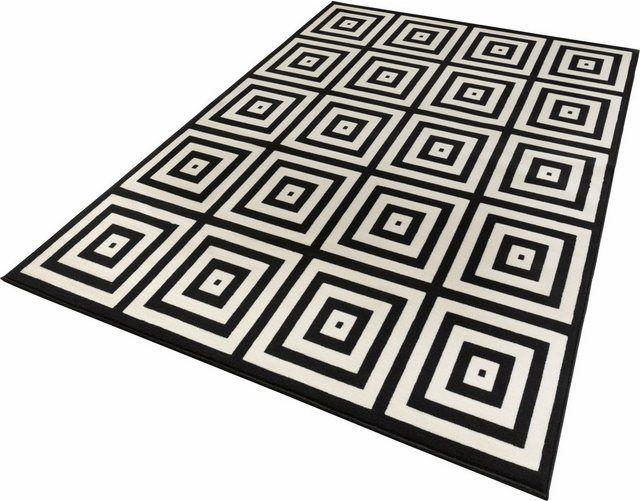 Teppich »Mono«, , rechteckig, Höhe 9 mm