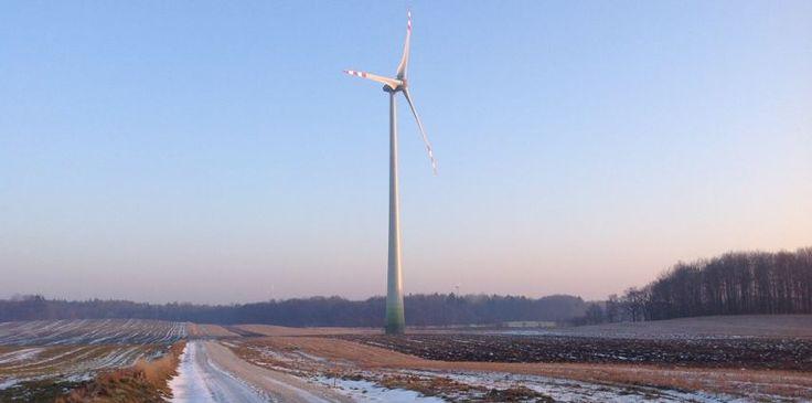 Badania geologiczno-inżynierskie określające przydatność podłoża dla budowy zespołu 9 elektrowni wiatrowych o łącznej mocy 23 MW w rejonie miejscowości Ustronie Morskie, powiat kołobrzeski.