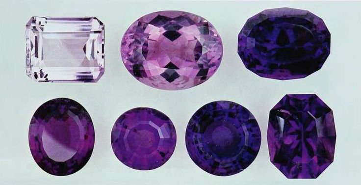 Everything you ever wanted to know about amethyst. Find value guidelines, scientific data, expert comments, and more in our Gemstone Listings.
