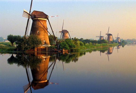 Kinderdijk (Netherlands)