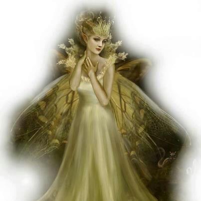 golden faerie