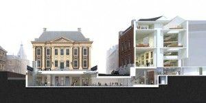 Funderingsprijs voor bouwproject Mauritshuis  De uitbreiding van het ondergrondse casco van het Mauritshuis in Den Haag heeft de prijs gewonnen van Funderingsproject van het jaar 2014.  http://www.monumentaal.com/funderingsprijs-voor-bouwproject-mauritshuis/