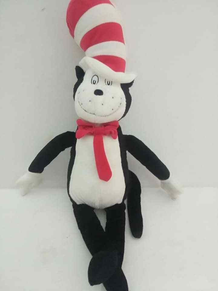 Details About Kohls Cares For Kids Dr Seuss Cat In The Hat Plush