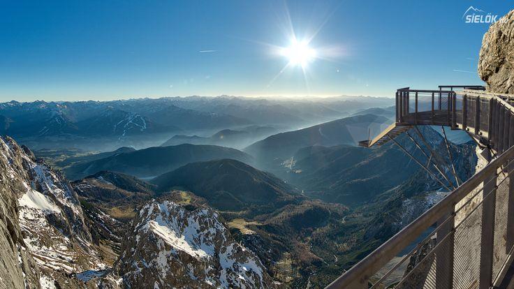 Nagykép - TOP10 legdurvább kilátó Ausztriában