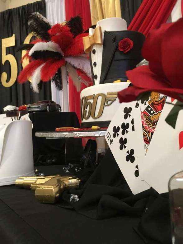 James Bond Theme Birthday Party For Adults Venuemonk Blog