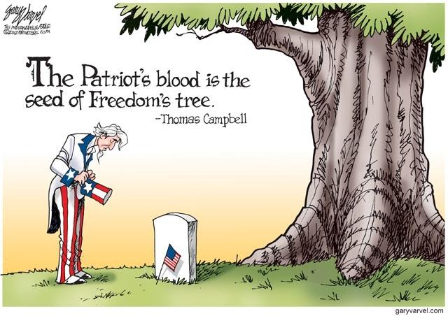 memorial day cartoon images