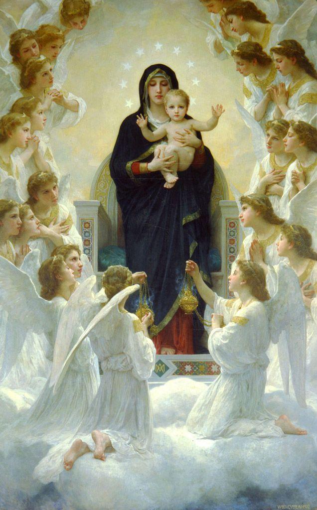 宗教画 - GATAG|フリー絵画・版画素材集