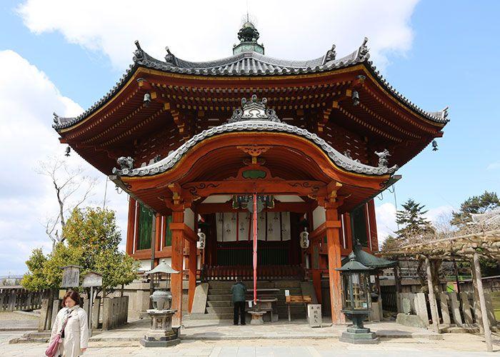 Nara – Templos Kofuku-Ji, Todai-ji, Kasuga Shrine e Parque de Nara