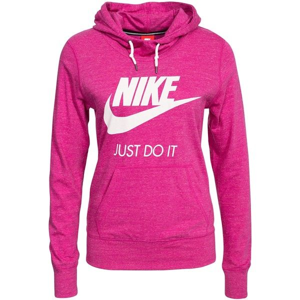 Nike Pink Hoodie | Fashion Ql