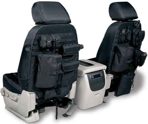 Solid Colors (Tactical Seat Covers)