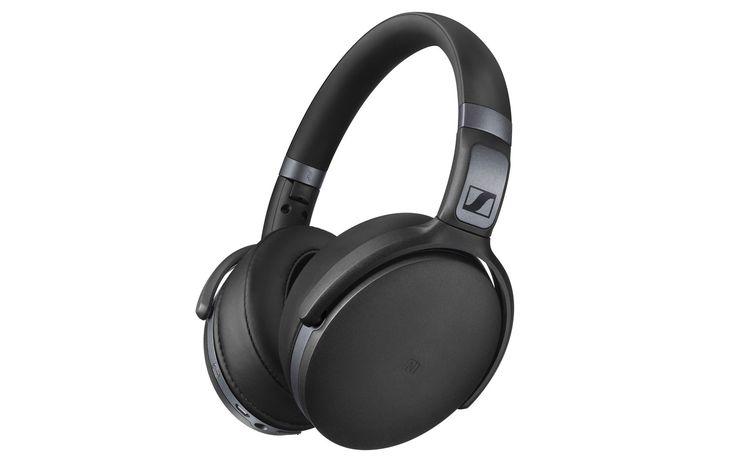 Sennheiser's new wireless headphones build on its popular HD 4 series