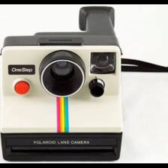 Vintage Polaroid one step sx-70 ⭐️NO TRADES⭐️ Vintage one step camera. Camera used for Instagram logo. I don't have any film so I don't know if it works. Even if it doesn't work, it is beautiful just to display! polaroid  Other