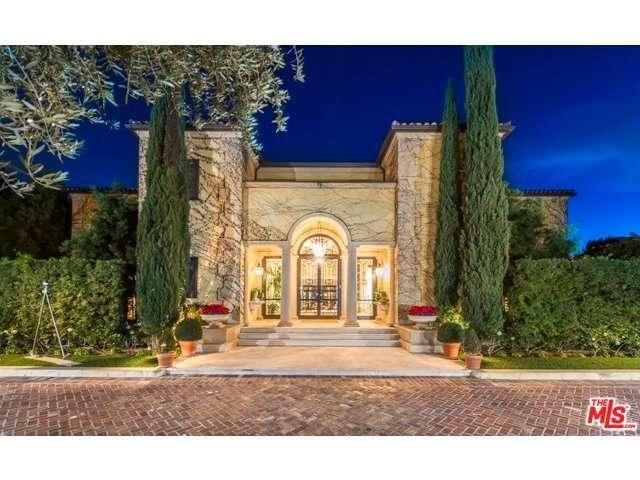 Дом в Калифорнии.  Дом в Beverly Hills $42,500,000