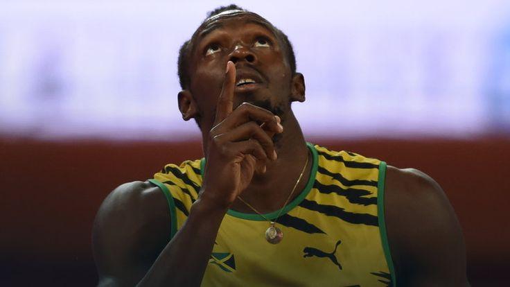 Pekin 2015: Usain Bolt mistrzem świata w biegu na 200 m