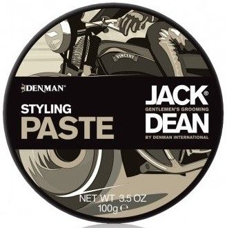Denman Jack Dean Styling Paste 3.5 oz $15.00 Visit www.BarberSalon.com One stop shopping for Professional Barber Supplies, Salon Supplies, Hair & Wigs, Professional Products. GUARANTEE LOW PRICES!!! #barbersupply #barbersupplies #salonsupply #salonsupplies #beautysupply #beautysupplies #hair #wig #deal #promotion #sale #jackdean #styling #paste