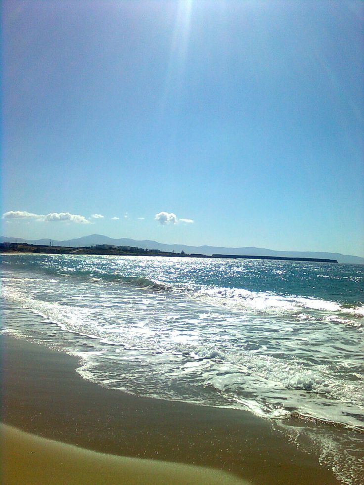 Good morning!   Golden beach Paros Greece @ golden beach hotel paros