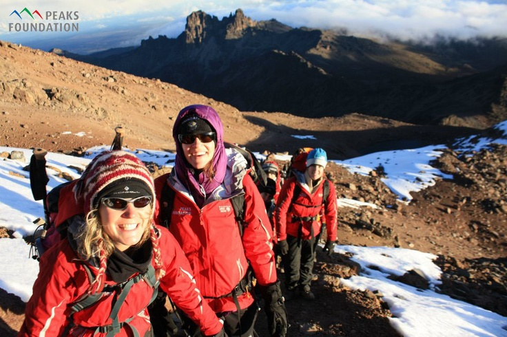 Trek with Peaks Foundation!: Highest Peaks, Outdoor Activities, Everyone Outdoor, Favorite Places, Africa 2012, Favorite Pin, Peaks Foundation, Outdoor Adventure, East Africa