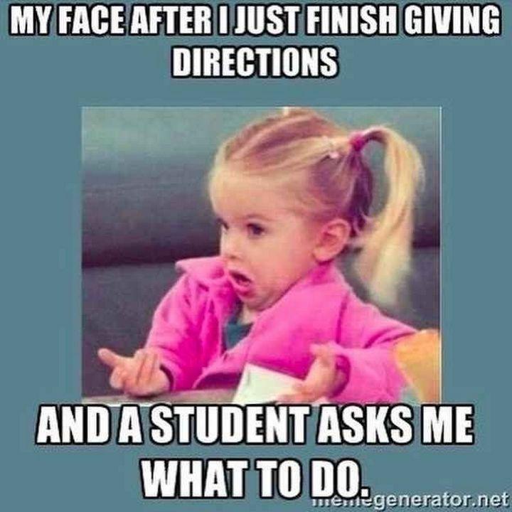 31 Hilarious Back To School Memes Only Teachers Will Understand Teacher Humor Teacher Memes Teaching Memes