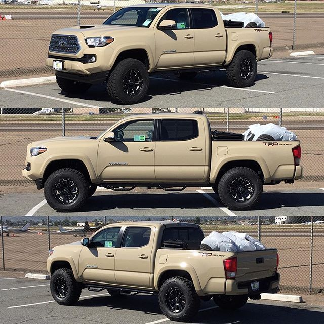17 Best Ideas About 2016 Tacoma On Pinterest Toyota