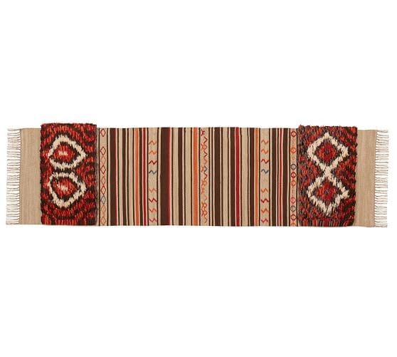 Scout Synthetic Kilim Rug Warm Multi Rugs, Kilim rugs