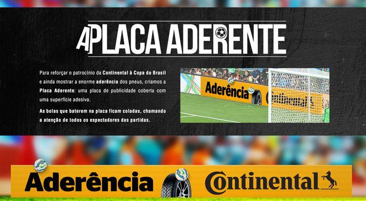 Continental Pneus   A Placa Aderente - Marcos Alves   Redator