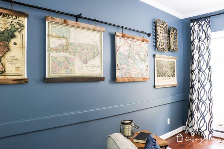 269 Best Maps Globes Images On Pinterest Diy Antique