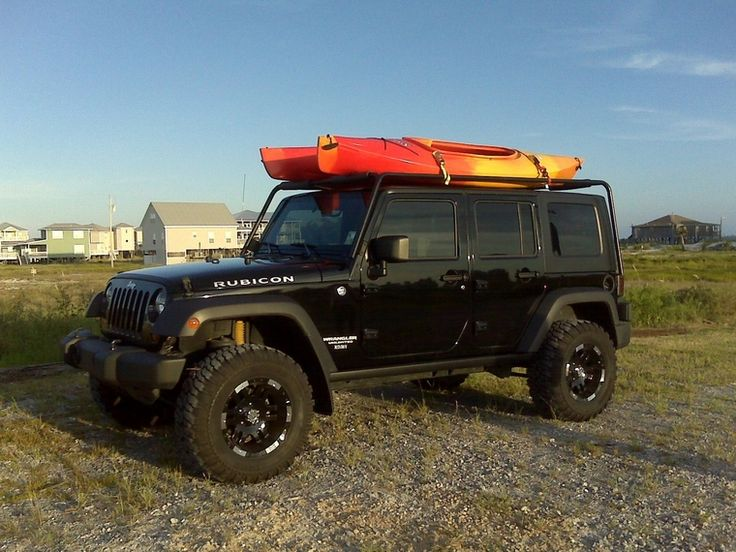 Safari Rack For Our Kayaks Oh How I Love Thee Jeep