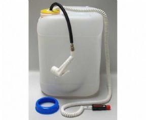 Ducha eléctrica 12 V con depósito (Duchas) Compatible con: