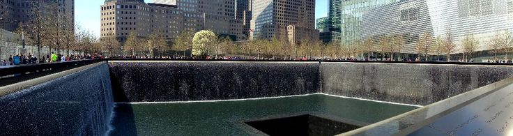 While we see and discuss the 9/11 Memorial from afar on our Lower Manhattan tours... getting tickets to visit the 9/11 Memorial is not difficult!