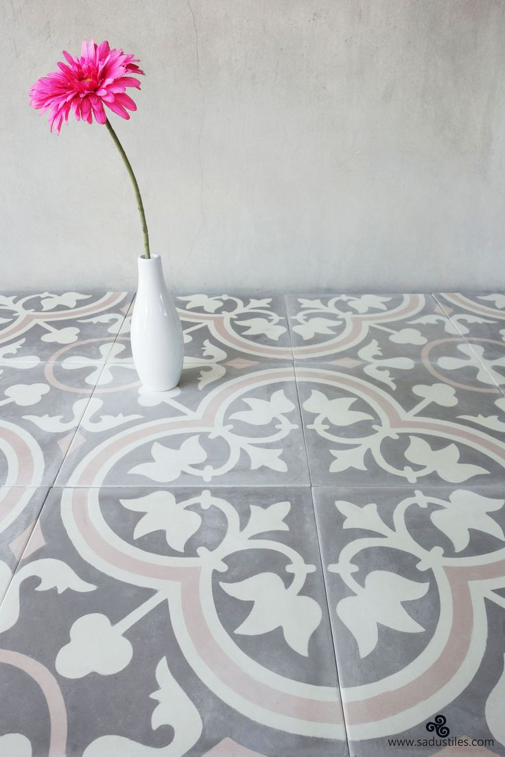 Sadus Tiles handmade cement tiles from Bali - Indonesia 30 x 30 cm