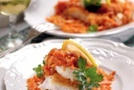 Ryba po grecku - MojeGotowanie.pl - Przepisy - Obiady - Ryba po grecku: Food Poland, Kcal Składniki, Minut Porcja