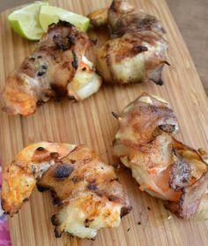 Camarones-rellenos-de-queso.JPG - Foto (C) Karla P. Hernández de Pizca de Sabor