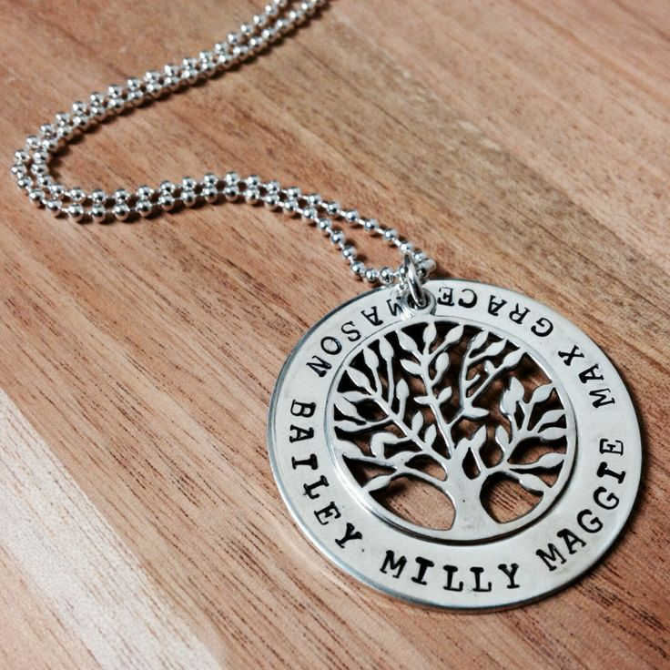 """""""Extra Large Sterling Silver Hollow with Tree of Life Pendant"""" Pendants come with a Sterling Silver Ball Chain Price $150"""