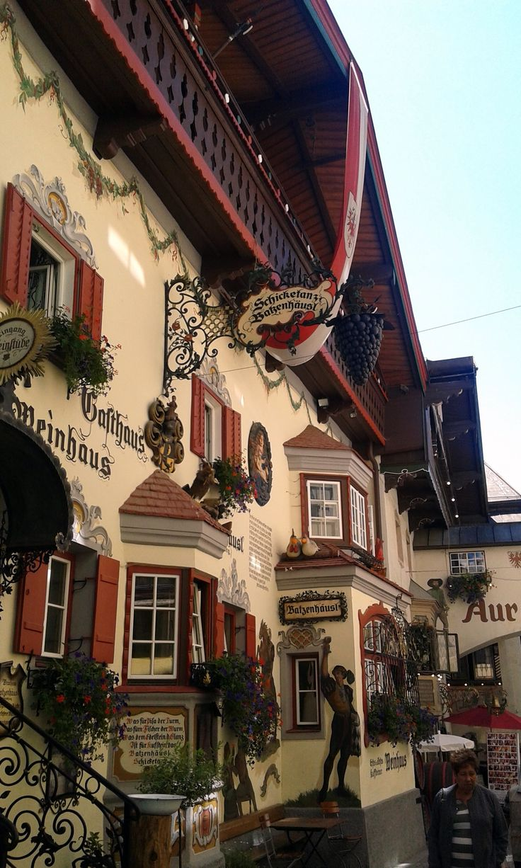 The beauty of Tyrol, Kufstein, Germany