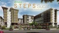 Starting at 7,300 PHP a month, the Amaia Steps Sucat by Ayala Land Inc. offers amenities that include a meditation garden, jogging loop, swimming pool and play area. This residential project by Ayala Land is situated in Paranaque City, along the Dr. A. Santos Avenue or Sucat Road. The Amaia Steps Sucat is just a drive away from major thoroughfares such as the South Luzon Expressway, NAIA Road and is minutes away from the Makati Central Business District. Some landmarks near the condo for…